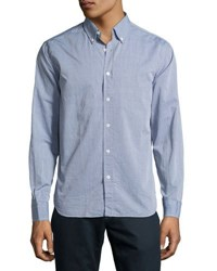 Billy Reid Murphy Pinstripe Shirt Multi