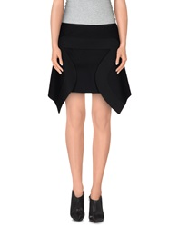 Just Cavalli Mini Skirts Black