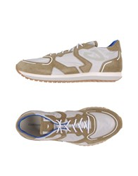 Alberto Guardiani Guardiani Sport Footwear Low Tops And Trainers Men Khaki