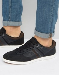 Jack And Jones Baja Trainers Black Navy
