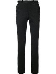 Stephan Schneider Straight Leg Trousers Wool Cashmere Polyester Brown