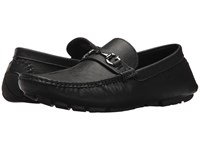 Guess Adlers Black Woven Synthetic Men's Slip On Shoes