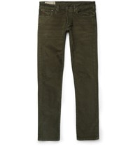 Polo Ralph Lauren Slim Fit Stretch Denim Jeans Green
