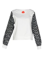 Ultra'chic Blouses White
