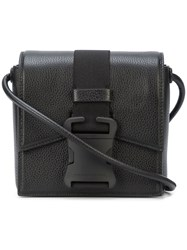 Christopher Kane Mini Crossbody Bag Black