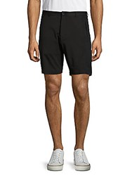 Calvin Klein Slim Fit Solid Shorts Black