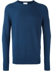 Wooyoungmi Crew Neck Jumper Blue