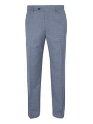 Paul Costelloe Modern Fit Light Blue Suit Trousers