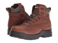 Rockport More Energy Deer Tan Women's Work Boots Brown
