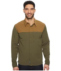 Outdoor Research Ferrosi Utility Long Sleeve Shirt Coyote Fatigue Clothing Olive