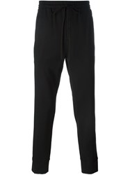 3.1 Phillip Lim Jersey Track Pants Black