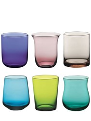 Bitossi Home Set Of 6 Tumblers