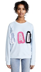 Michaela Buerger Rad Sweatshirt Blue