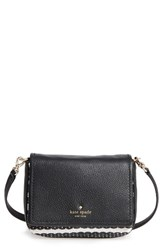 Kate Spade New York Cobble Hill Straw Abela Crossbody Bag