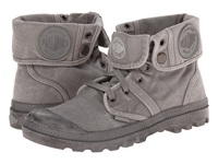 Palladium Pallabrouse Baggy Titanium High Rise Women's Boots Gray