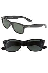 Women's Ray Ban 'New Small Wayfarer' 52Mm Sunglasses Black