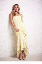 Erin Fetherston Queen Anne Lace Gown