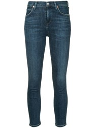 Citizens Of Humanity Harlem Slim Fit Jeans Blue