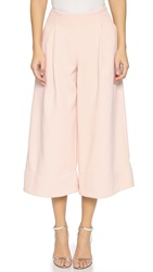Nicholas Double Bonded Wide Culottes Shell