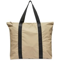 Rains Tote Bag Brown