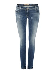 Relish Marylin Super Slim Fit Jeans Blue