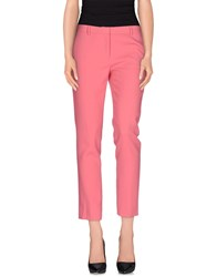Mauro Grifoni Trousers Casual Trousers Women Light Purple