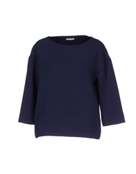 Manuel Ritz T Shirts Dark Blue