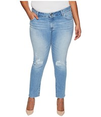 Lucky Brand Plus Size Ginger Skinny Jeans In Ideal Ideal Women's Jeans Blue