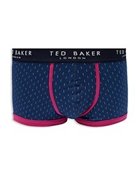 Ted Baker Pike Triangle Geo Boxer Briefs Navy