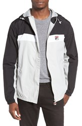Fila Men's Usa Clipper Colorblock Windbreaker