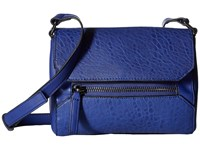 French Connection Bridget Crossbody Monarch Blue Cross Body Handbags