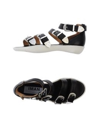 Golden Goose Sandals Black
