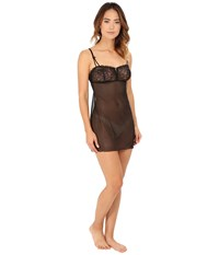 B.Tempt'd B.Gorgeous Chemise Night Women's Underwear Black