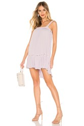 Free People Sweet Thing Tunic Lavender