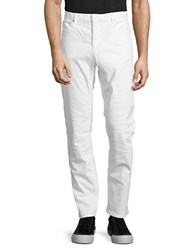 Michael Kors Tailored Classic Fit Jeans White