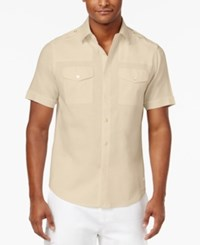 Sean John Men's Lightweight Shirt Moonlight
