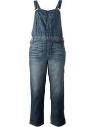 J Brand 'Coverall' Jeans Overalls Blue