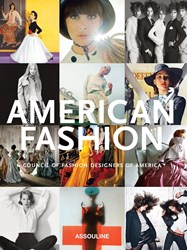 Assouline American Fashion Book Multicolour