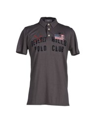 Beverly Hills Polo Club Topwear Polo Shirts Men Lead