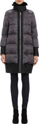 Moncler Fur Collar Janis Jacket Black
