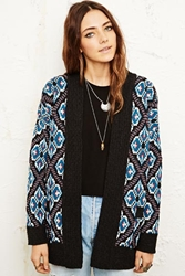 Staring At Stars Diamond Cluster Cardi At Urban Outfitters