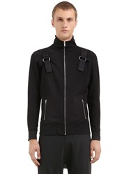 Alyx Zip Up Track Jacket W Backpack