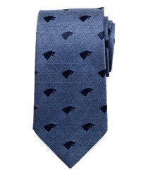 Cufflinks Inc. Game Of Thrones Stark Geo Sigil Silk Tie Blue