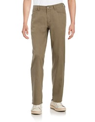 Tommy Bahama Collins Five Pocket Pants Clove