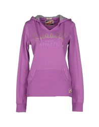 Russell Athletic Topwear Sweatshirts Women Garnet