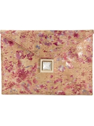 Kara Ross 'Prunella' Envelope Clutch