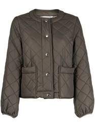 Mackintosh Keiss Taupe Quilted Jacket Lq 1003 60