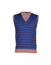 Gallo Knitwear Jumpers Blue