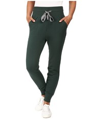 Alternative Apparel Modal Fleece Jogger Fir Green Women's Casual Pants