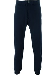 Paul Smith Jeans Sweat Pants Blue